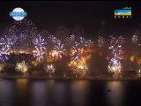 Новогодний фейерверк в Дубае 2014 (450 тысяч штук)