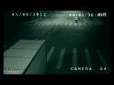 Это мистическое видео с камеры наблюдения шокировало весь интернет...